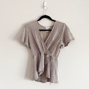 ✨2for$15✨ // Caution to the Wind Blouse